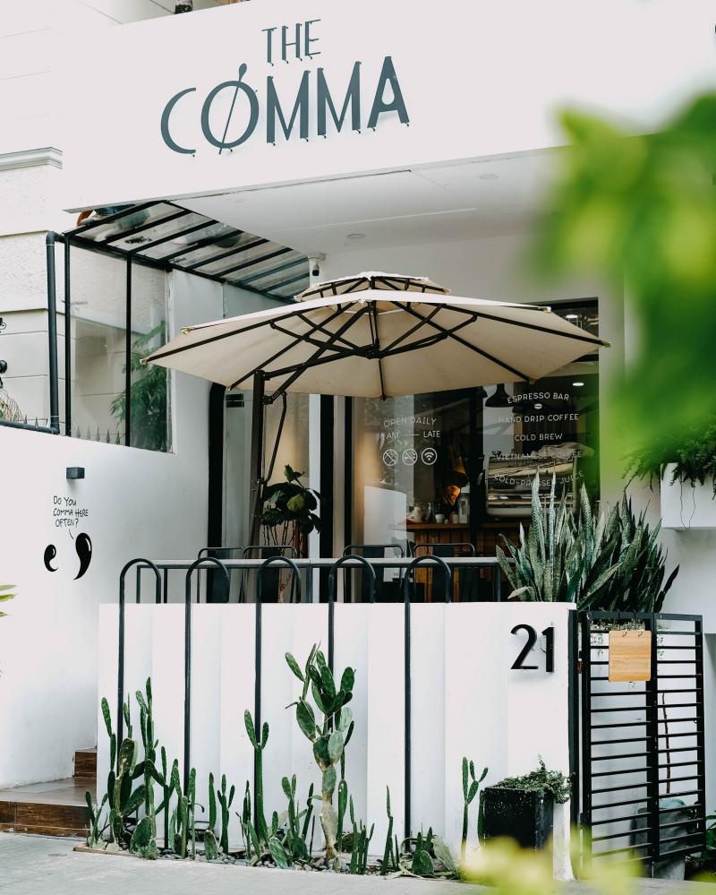 The Comma Coffee