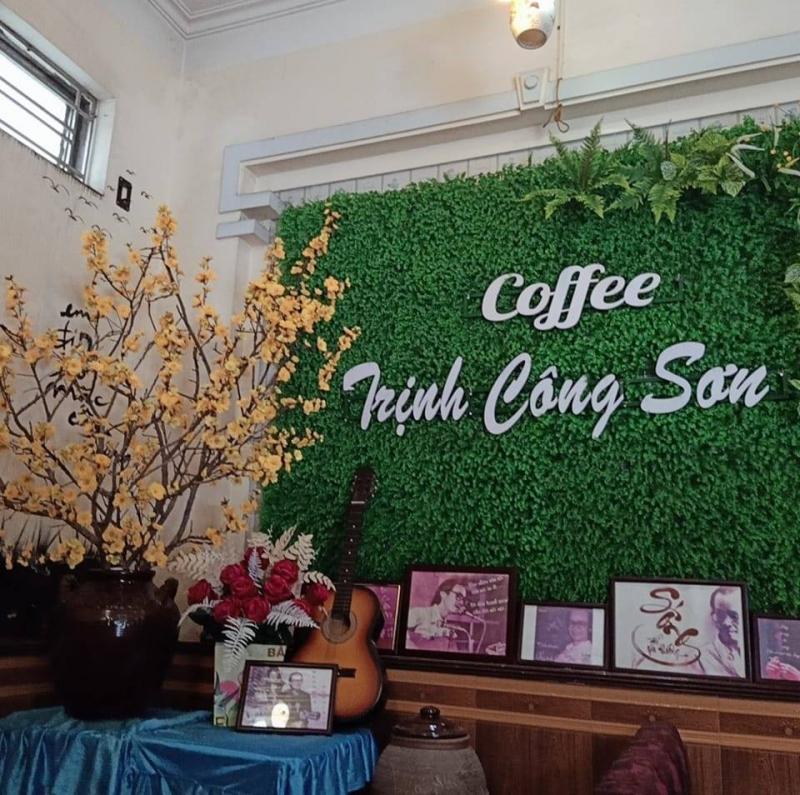 Cafe nhạc Trịnh Bắc Giang