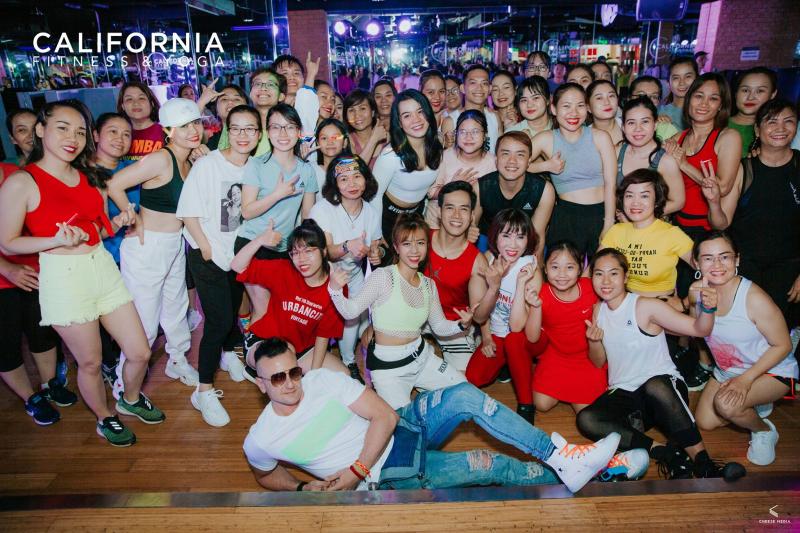 Top 6 Trung tâm dạy nhảy Zumba tốt nhất tại TP. HCM