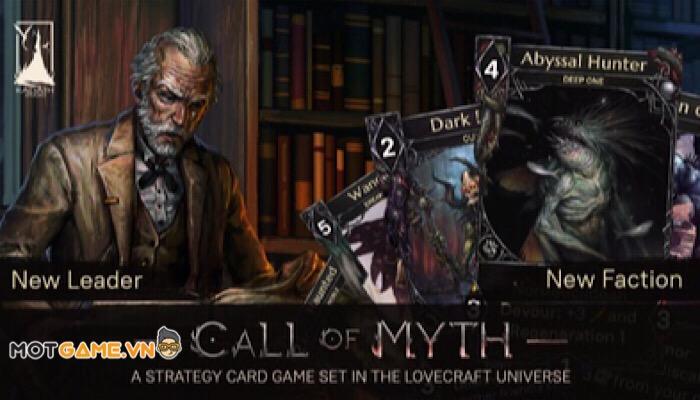 Call of Myth: CCG đắm mình vào thế giới thẻ bài huyền bí!