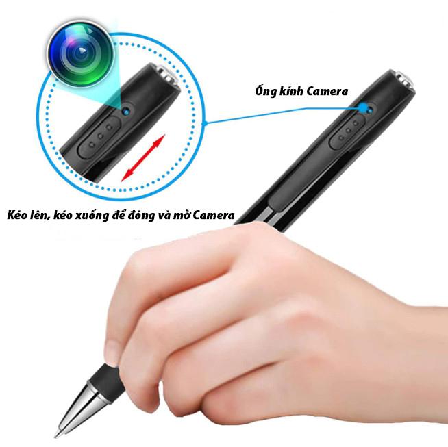 Camera ngụy trang Bút Viết SPen S8 Pro sẽ giúp bạn rất nhiều khi cần sử dụng trong những công việc quan trọng.