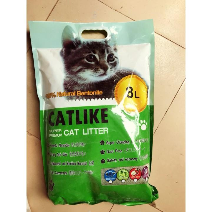 Cát vệ sinh Catlike