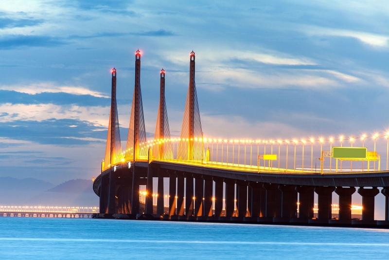 Cầu Abdul Halim Mu'adzam Shah - Malaysia