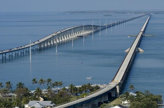 Cầu Bảy Dặm Florida -  Mỹ