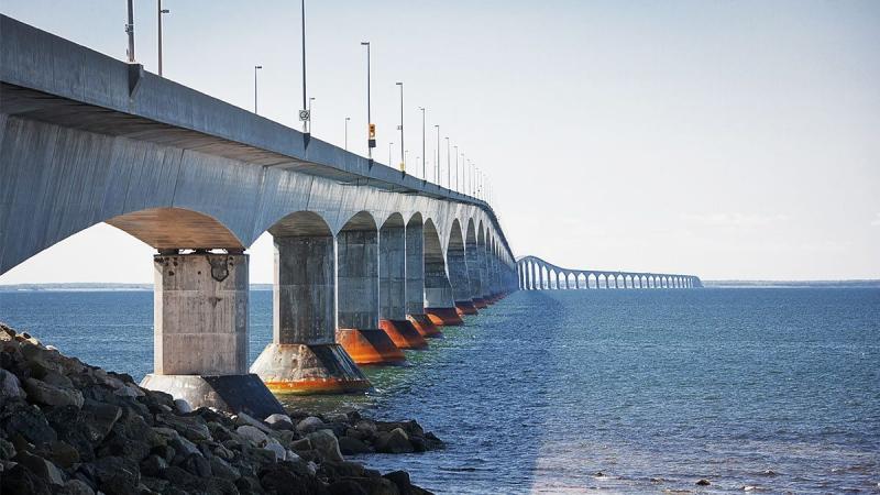 Cầu Confederation – Canada