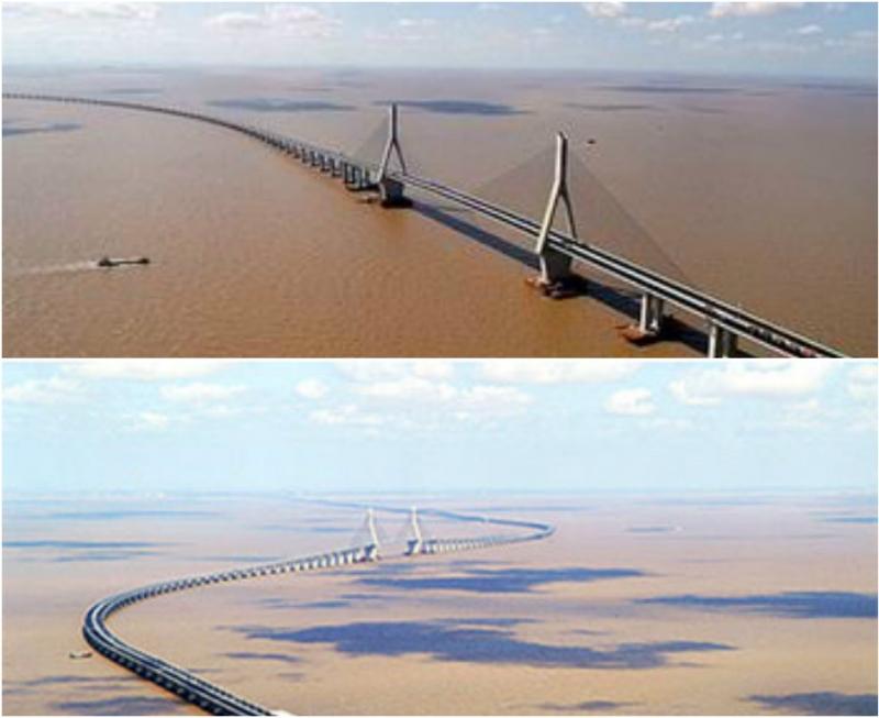 Cầu Đông Hải – Trung Quốc
