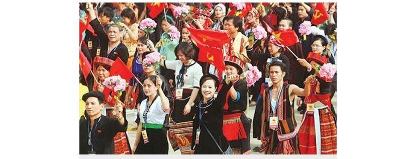 Nội dung cơ bản tư tưởng Hồ Chí Minh về đại đoàn kết dân tộc và vấn đề xây dựng khối đại đoàn kết ở nước ta hiện nay