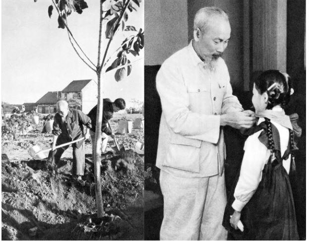"""Nội dung cơ bản tư tưởng Hồ Chí Minh về con người và chiến lược """"trồng người"""""""