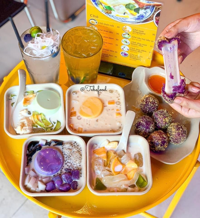 Top 9 Quán chè hoa quả ngon nhất Hà Nội không nên bỏ lỡ