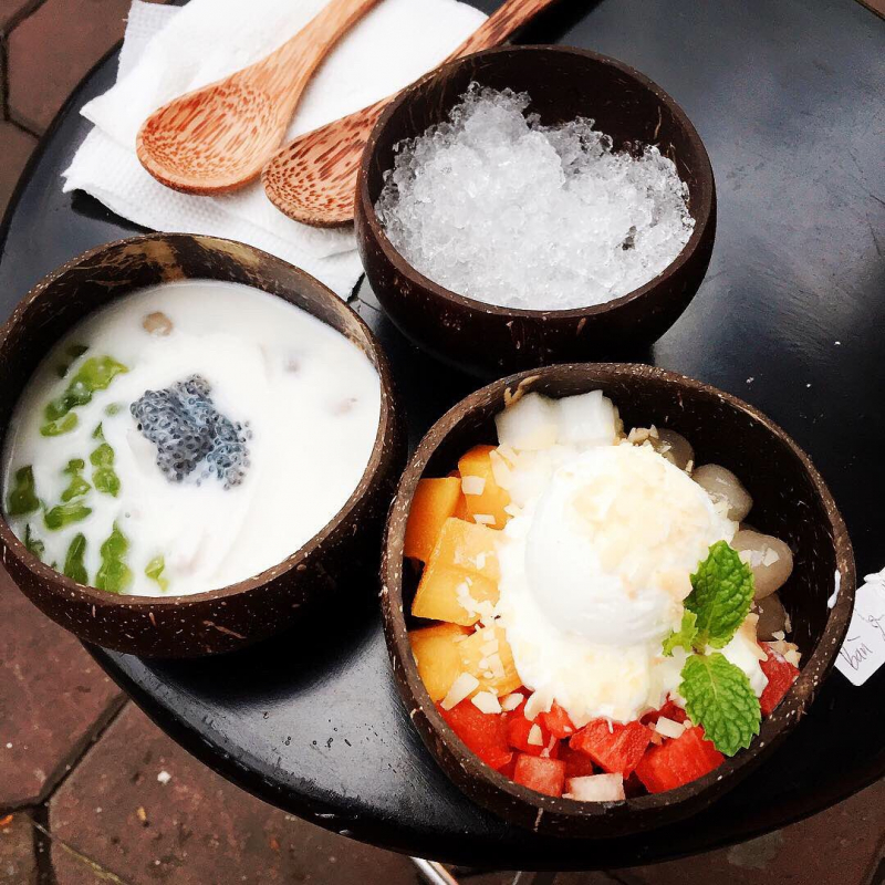 Chè Dừa Coco