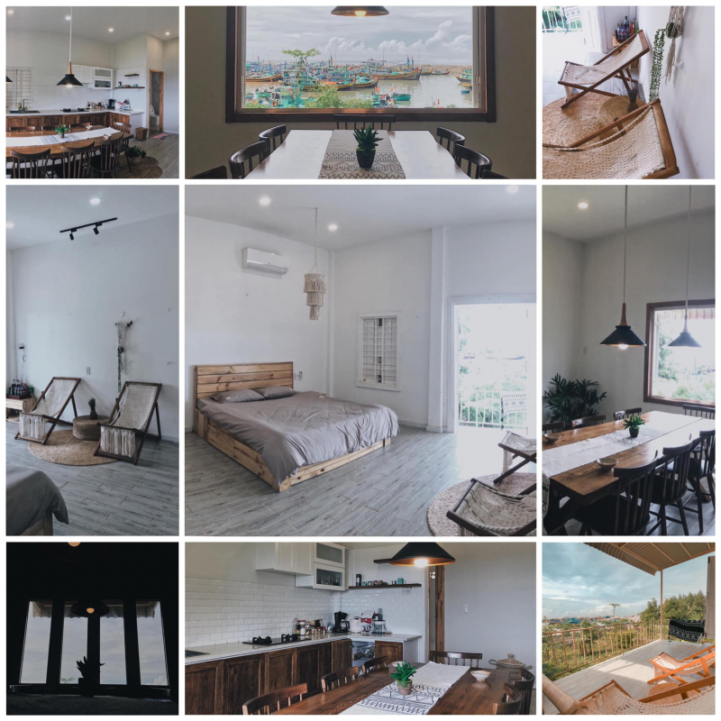 Chon's Dock Homestay & House Lease