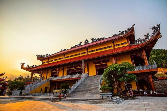 Chùa Ba Vàng hiện nay là ngôi chùa trải qua nhiều thăng trầm nhất