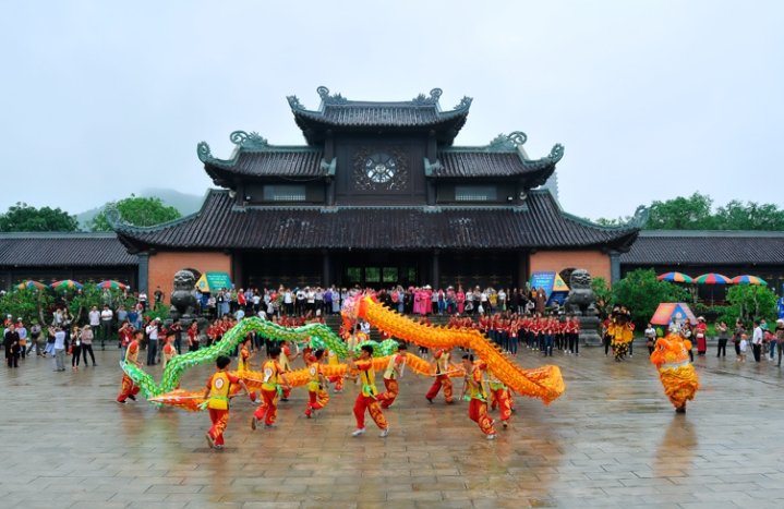 Lễ hội chùa Bái Đính