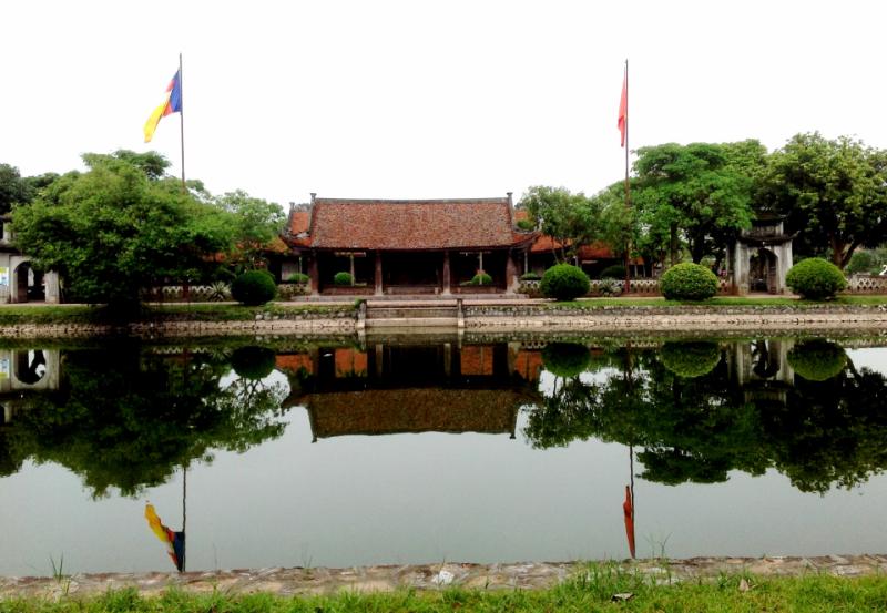 Chùa Keo là ngôi chùa có kiến trúc cổ nhất Việt Nam.