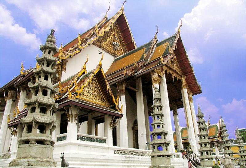 Chùa Wat Suthat
