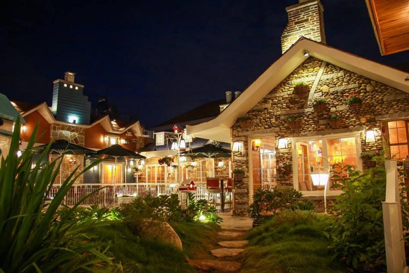 City Garden Café