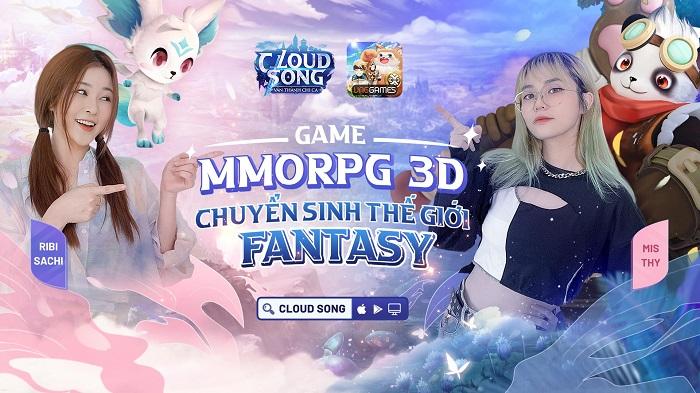 Cloud Song VNG: Một trải nghiệm MMORPG mới mẻ của làng game Việt!
