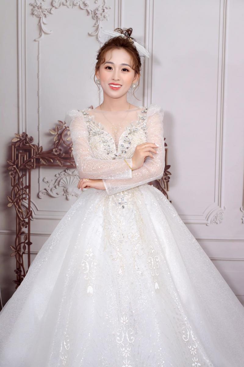Top 7 Tiệm trang điểm cô dâu đẹp nhất huyện Lâm Hà, Lâm Đồng