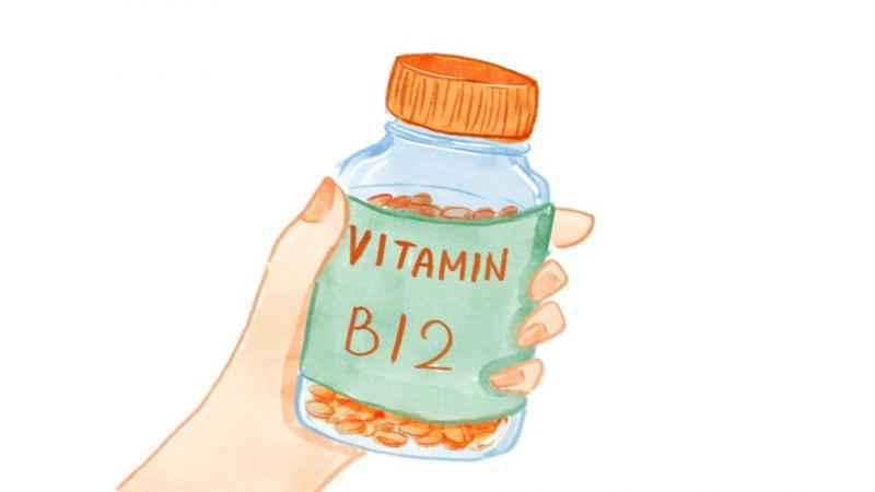 Bổ sung vitamin B12 ngừa loãng xương
