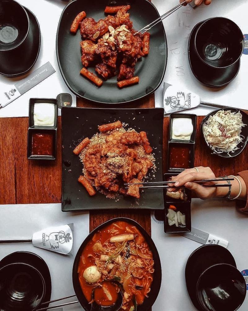 Cocodak Korean Restaurant