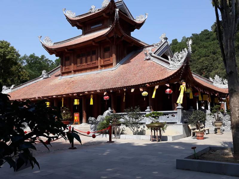Khu di tích Côn Sơn – Kiếp Bạc