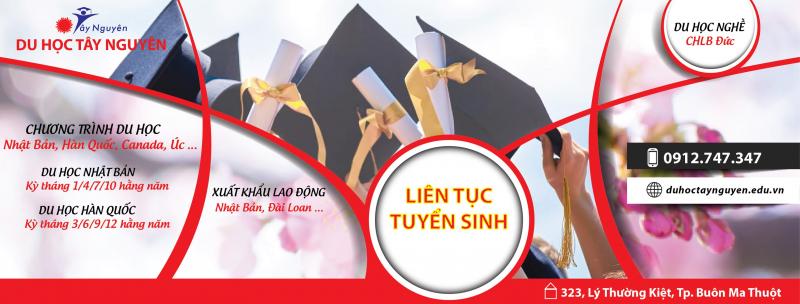 Top 9 Công ty tư vấn du học tốt nhất tại TP. Buôn Ma Thuột, Đắk Lắk