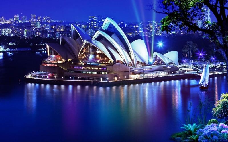 Top 14 Công trình kiến trúc nổi tiếng nhất nước Úc