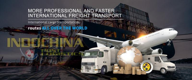 Công ty bưu chính vận chuyển quốc tế Đông Dương - Indochina