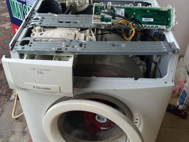 Bình Dương Xanh chuyên nhận sửa chữa tất cả các vấn đề lỗi, hư hỏng của các loại máy giặt của các hãng