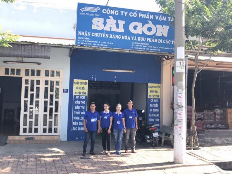 Vận Tải Sài Gòn cũng đảm bảo thời gian chành xe, chuyển gửi hàng chính xác tuyệt đối về mặt thời gian và địa điểm theo đúng cam kết