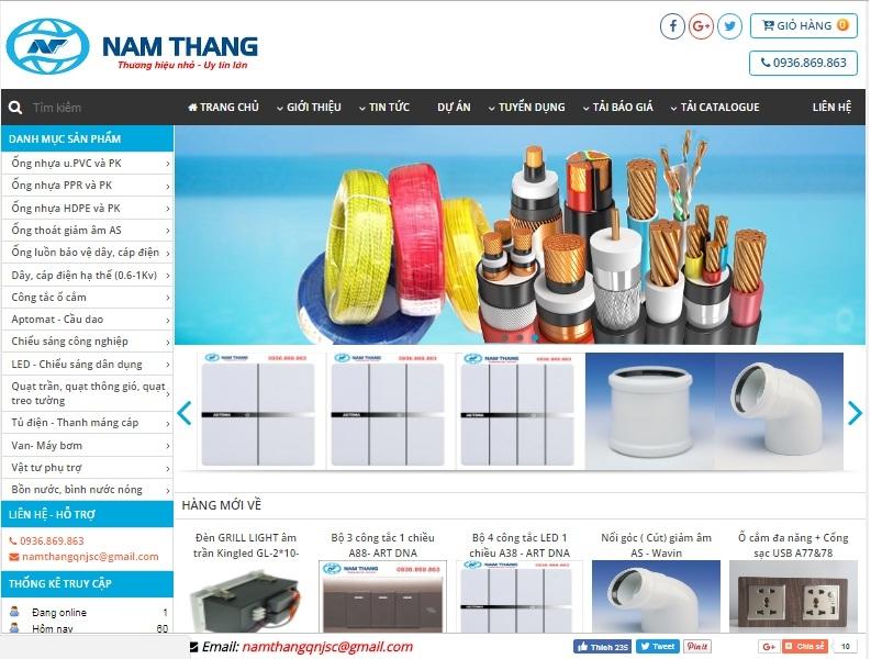 Top 4 Địa chỉ mua sắm thiết bị điện, nước và chiếu sáng uy tín nhất TP. Hạ Long, Quảng Ninh