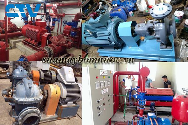 Top 10 Dịch vụ sửa máy bơm nước tại nhà uy tín nhất Hà Nội