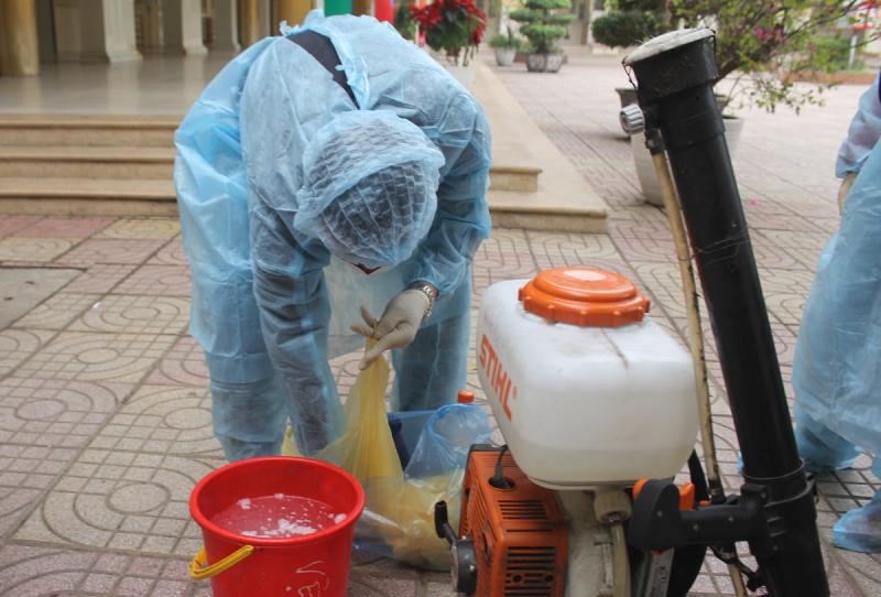 Công ty diệt côn trùng Anh Thư