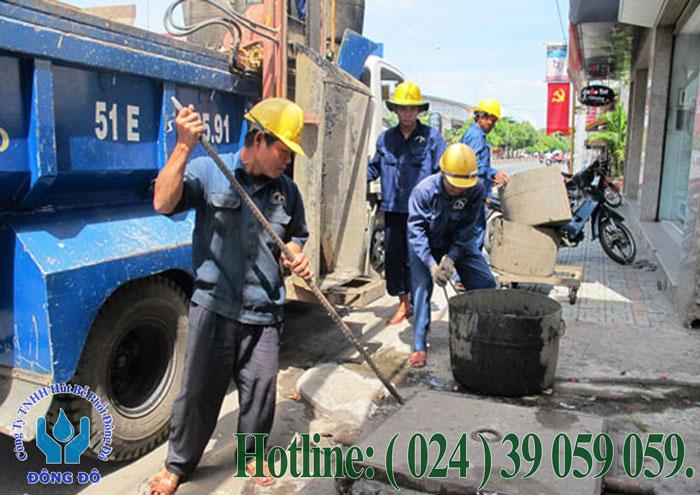 Top 6 Công ty hút bể phốt uy tín nhất tại quận Long Biên, Hà Nội