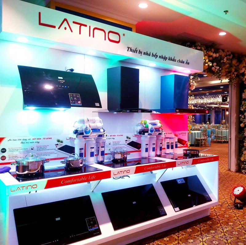 Công Ty Thiết Bị Nhà Bếp Cao Cấp Latino