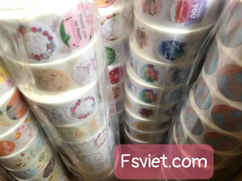 Top 7 Công ty sản xuất băng dính in logo chất lượng nhất tại Hà Nội