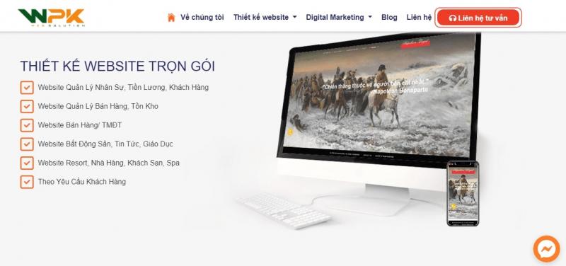 Công ty TNHH Giải pháp Công nghệ Phú Khang