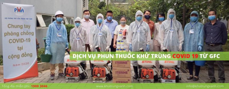 Công ty TNHH Khử Trùng Xanh