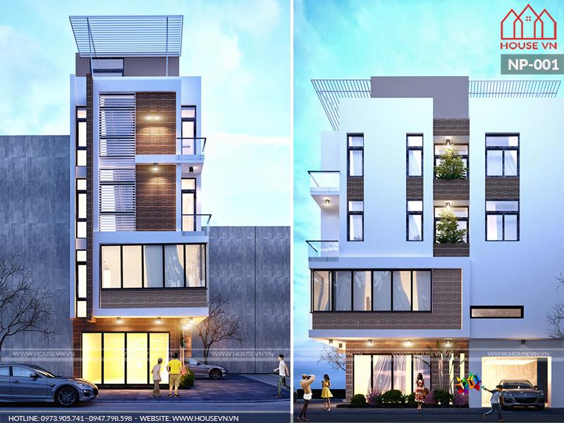 Công ty TNHH Kiến trúc Xây dựng Hoàn thiện Housevn