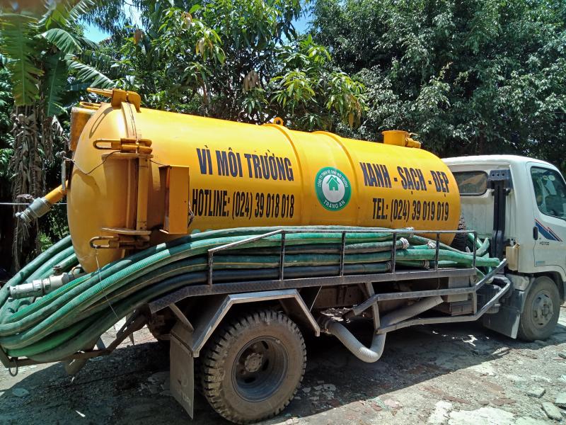 Công ty TNHH vệ sinh môi trường Tràng An Thanh Xuân