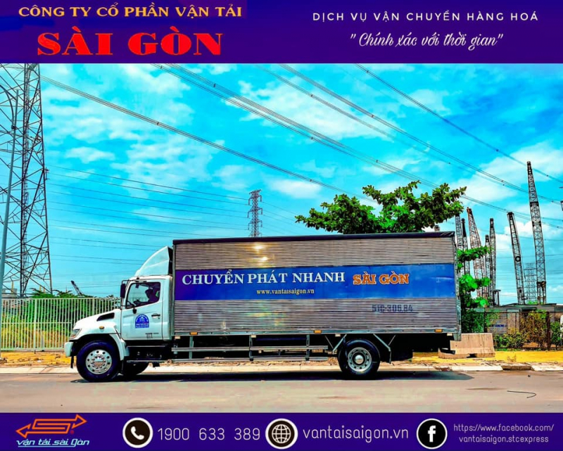 Công ty Vận tải Sài Gòn