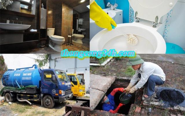 Công ty vệ sinh môi trường Bảo Khang