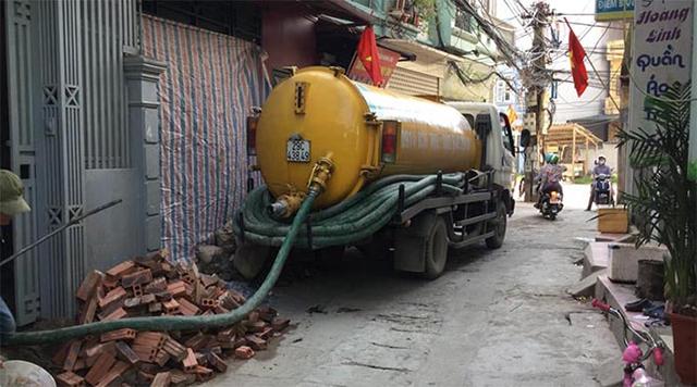 Công ty vệ sinh môi trường đô thị Hưng Thịnh