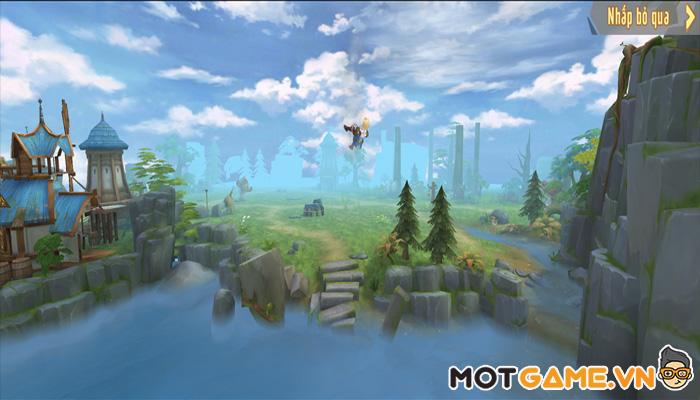 Cloud Song sở hữu hệ thống mạnh hóa chiều sâu cùng hệ thống ngoại trang cực kỳ phong phú!