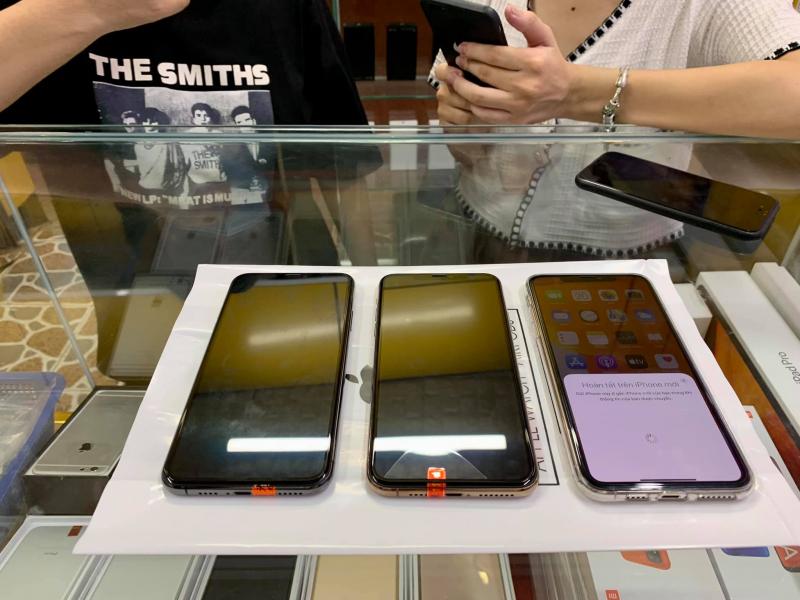 Cửa hàng điện thoại Gia Huy Mobile