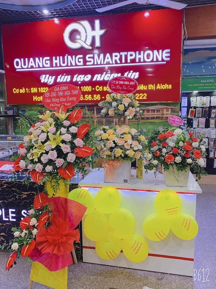Cửa hàng điện thoại Quang Hưng Mobile