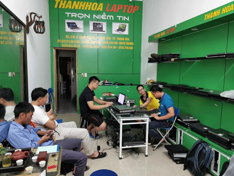 Top 9 Địa chỉ sửa máy tính/laptop tốt nhất tại Thanh Hóa