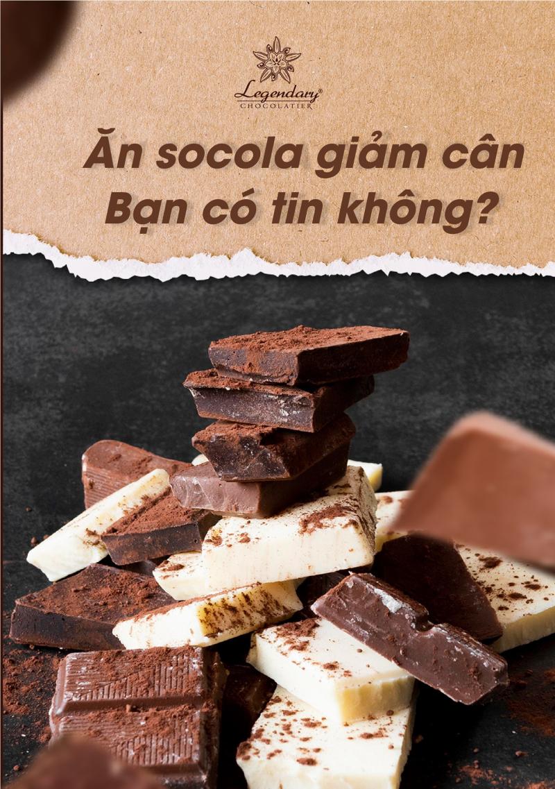 Hương vị socola của Legendary ra đời sau khi đã trải qua quá trình lựa chọn nguyên liệu tốt nhất