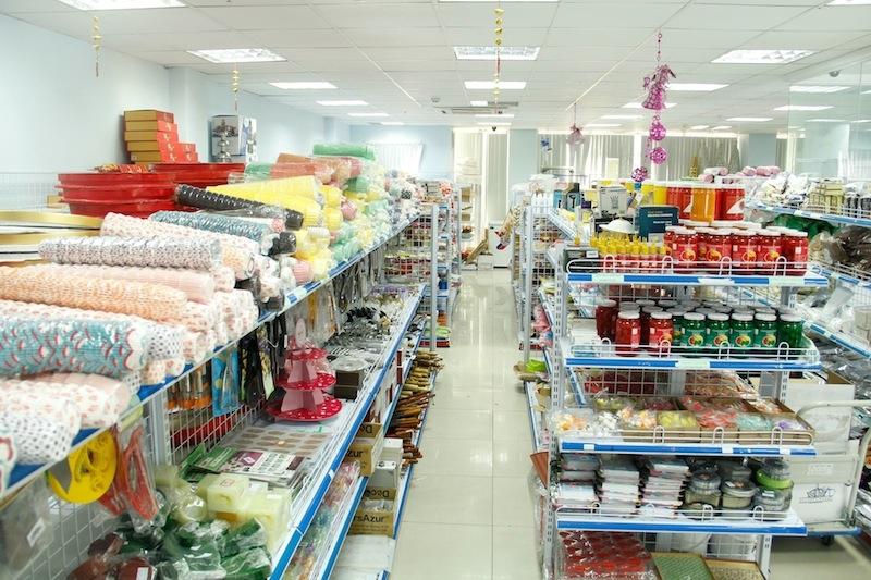 Dụng Cụ Làm Bánh Nhất Hương - Siêu thị ngành bánh Bakers' Mart Nhất Hương