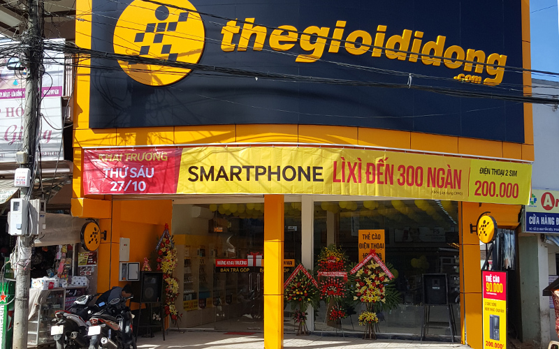 Top 9 Địa chỉ bán điện thoại uy tín nhất tại Đà Lạt